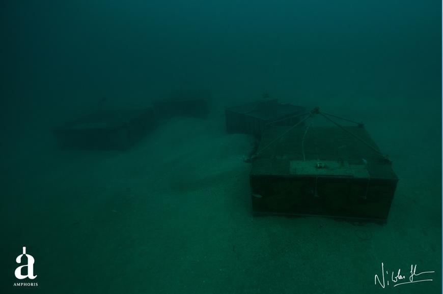 Amphoris | Cave sous-marine
